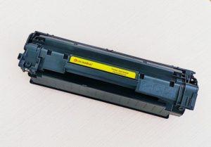 Ошибки при работе с лазерными картриджами